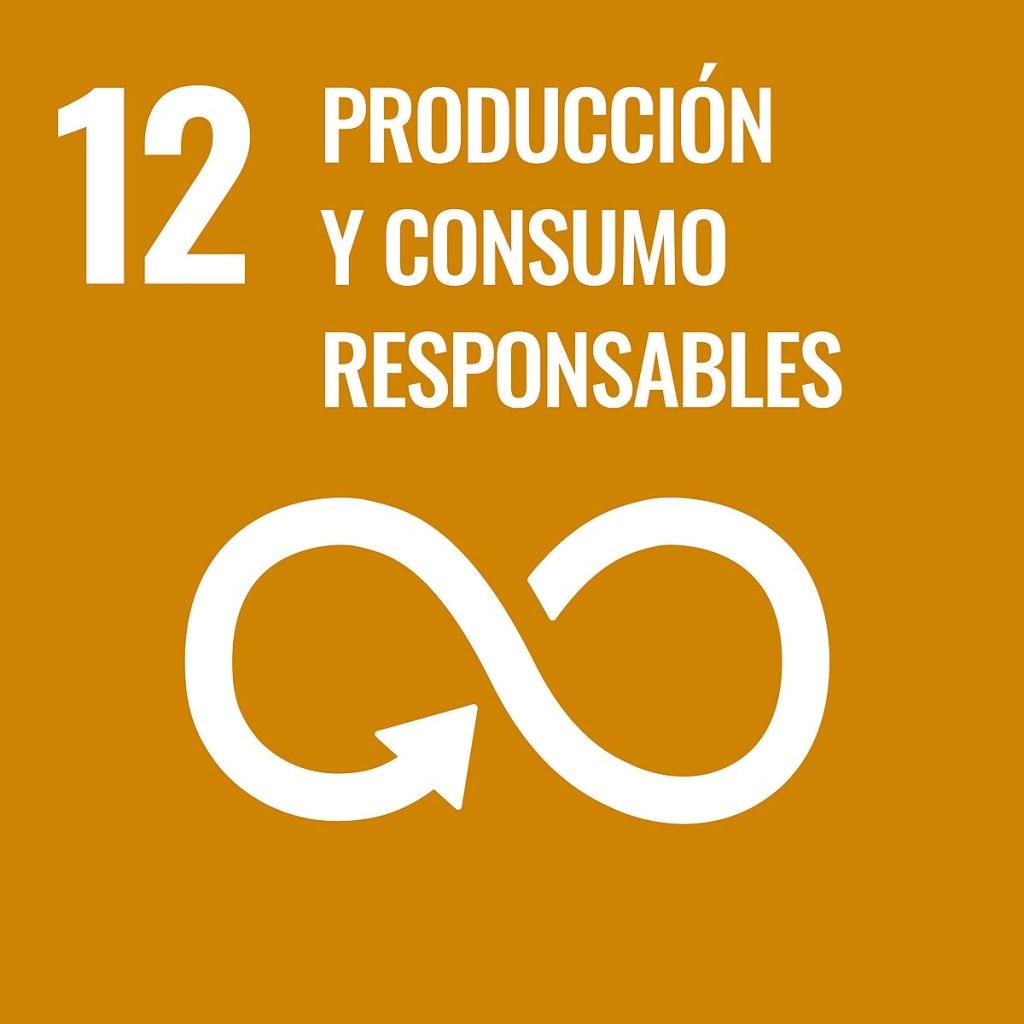 ODS 12 Producción y consumo responsable - Cosmética natural
