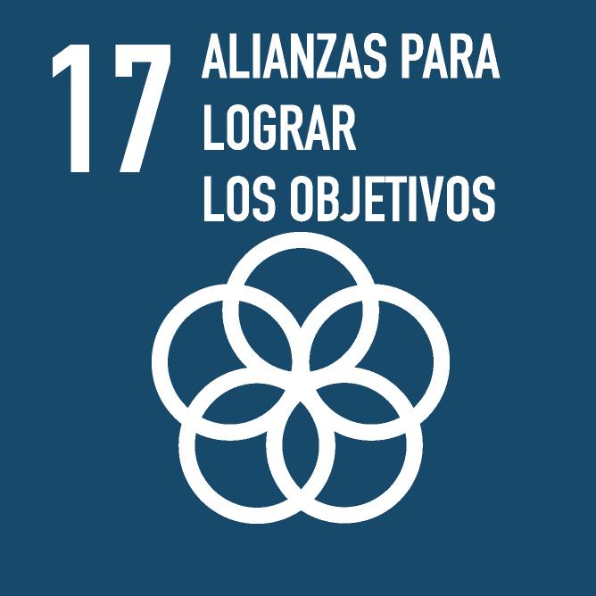 ODS 17 Alianzas para lograr los objetivos - Cosmética natural