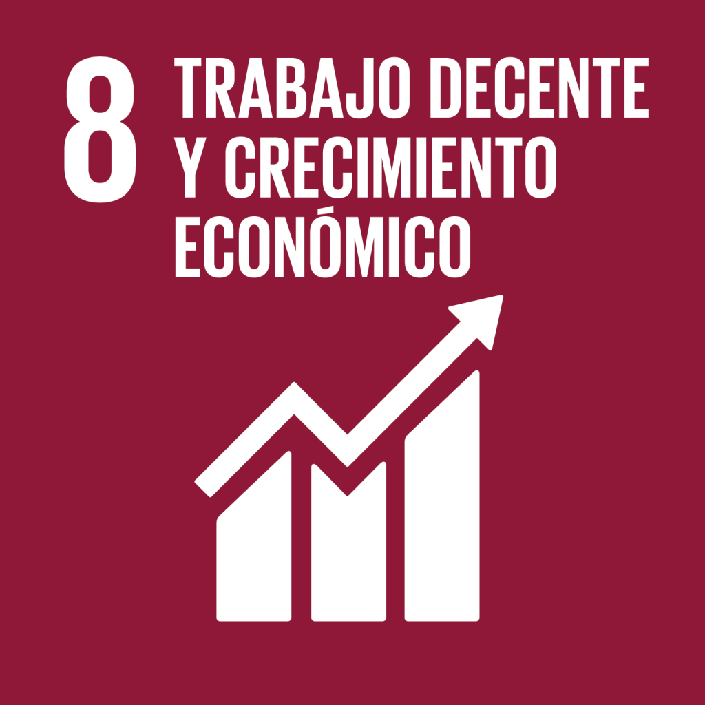 ODS 8 Trabajo decente y crecimiento económico - Cosmética natural